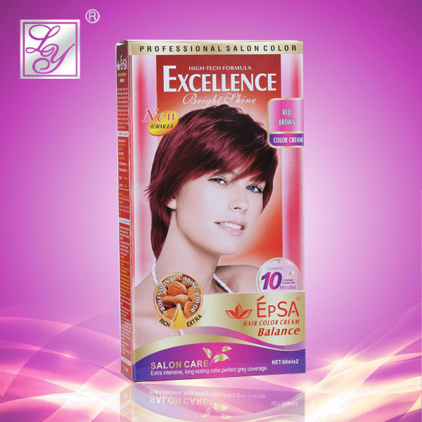 Iso Gmpc Hair Color Dye Cream Manufacturer In China Lanyuan